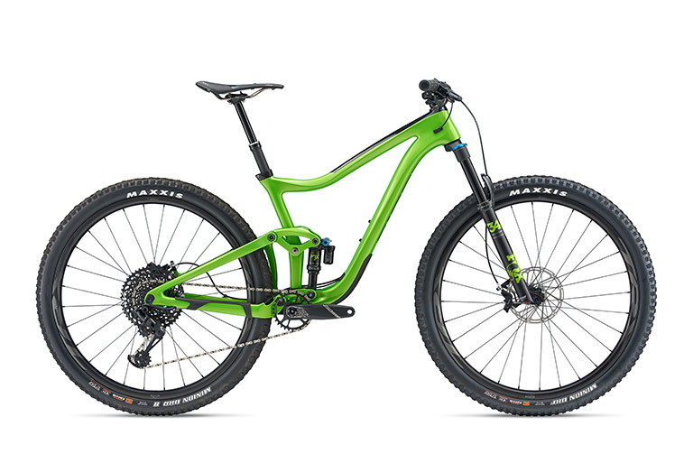 2019 Giant Trance Advanced 29er 1 - Medium and Large