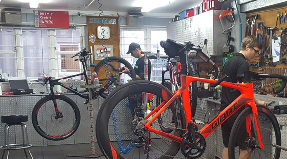 Cycle Obsession Workshop